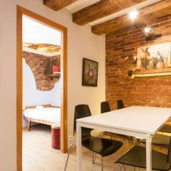 Апартаменты Charming Apartment In Barcelona Center Барселона в номере фото 2