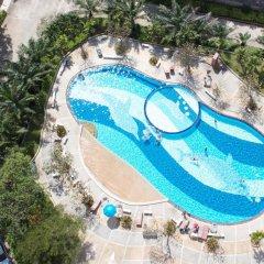 Отель View Talay 3 Beach Apartments Таиланд, Паттайя - отзывы, цены и фото номеров - забронировать отель View Talay 3 Beach Apartments онлайн бассейн фото 2