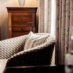 Отель Roof Garden Rooms Стандартный номер фото 6