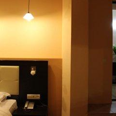 Бутик-отель Корал 4* Стандартный семейный номер с двуспальной кроватью фото 2