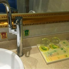 Отель Vienna Dameisha Binhai Mingzhu Шэньчжэнь ванная