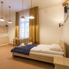 Aquamarine Hotel 3* Студия с различными типами кроватей фото 2