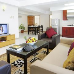 Отель Mookai Suites Мальдивы, Северный атолл Мале - отзывы, цены и фото номеров - забронировать отель Mookai Suites онлайн комната для гостей фото 3