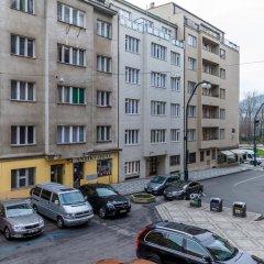 Апартаменты Ostrovni 7 Apartments Прага парковка