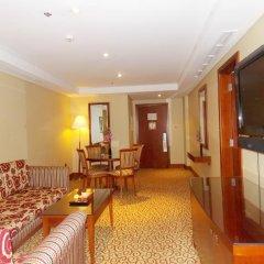Ramee Royal Hotel 4* Люкс с различными типами кроватей фото 2