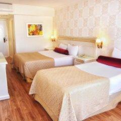 Bilem High Class Hotel 4* Стандартный номер с двуспальной кроватью фото 5