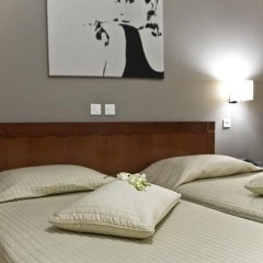 Epidavros Hotel 2* Стандартный номер с разными типами кроватей фото 11