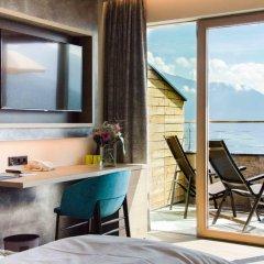 Отель Alpin & Relax Hotel das Gerstl Италия, Горнолыжный курорт Ортлер - отзывы, цены и фото номеров - забронировать отель Alpin & Relax Hotel das Gerstl онлайн балкон