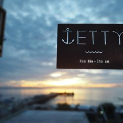 Jetty Huahin Hostel пляж