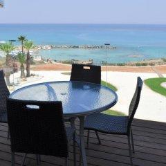 Отель Oceanview Apartment 172 Кипр, Протарас - отзывы, цены и фото номеров - забронировать отель Oceanview Apartment 172 онлайн балкон