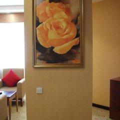 Гостиница Grand Aiser 4* Люкс с различными типами кроватей фото 19