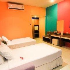 Отель Xanadu Beach Resort 3* Номер Делюкс с разными типами кроватей фото 4