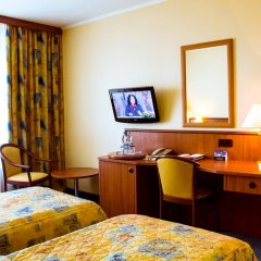 Гостиница Космос Клуб 4* Номер Бизнес с различными типами кроватей фото 5