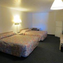 Отель Four Corners Inn 2* Люкс с различными типами кроватей фото 4