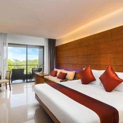 Отель Novotel Phuket Kata Avista Resort And Spa 4* Улучшенный номер двуспальная кровать