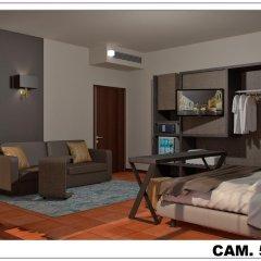 Отель Da Porto Италия, Виченца - отзывы, цены и фото номеров - забронировать отель Da Porto онлайн комната для гостей