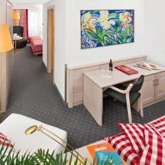 Отель IMLAUER & Bräu Австрия, Зальцбург - 1 отзыв об отеле, цены и фото номеров - забронировать отель IMLAUER & Bräu онлайн удобства в номере