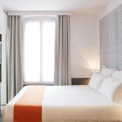 Отель Contact ALIZE MONTMARTRE 3* Улучшенный номер с различными типами кроватей фото 11