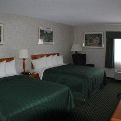 Отель All Seasons Inn and Suites 2* Стандартный номер с 2 отдельными кроватями фото 4