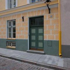 Отель Pikk 49 Residence 5* Представительский люкс с различными типами кроватей фото 16