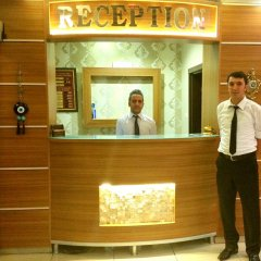 Park Hotel Турция, Кайсери - отзывы, цены и фото номеров - забронировать отель Park Hotel онлайн интерьер отеля
