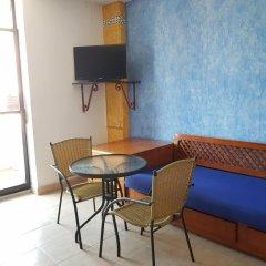 Hotel Club Del Sol Acapulco 3* Стандартный номер с различными типами кроватей фото 8