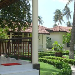 Отель Hai Au Mui Ne Beach Resort & Spa 4* Номер Делюкс фото 10