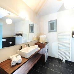 Отель Villa Sasso Меран ванная