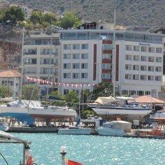 Hotel Finike Marina пляж фото 2