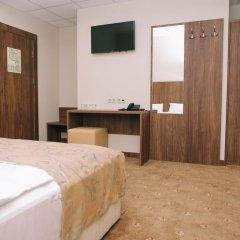 Гостиница SkyPoint Шереметьево комната для гостей фото 3