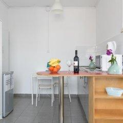 Апартаменты Hacarmel Apartment Тель-Авив в номере