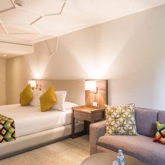 Отель Room Mate Valentina 3* Номер Делюкс с различными типами кроватей фото 2