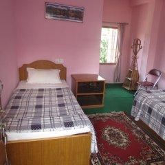Отель Gautama Guest House Непал, Покхара - отзывы, цены и фото номеров - забронировать отель Gautama Guest House онлайн комната для гостей фото 3
