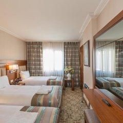 Отель BEKDAS DELUXE 4* Стандартный семейный номер с двуспальной кроватью фото 14