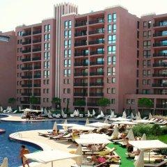 Отель GT Royal Beach Apartments Болгария, Солнечный берег - отзывы, цены и фото номеров - забронировать отель GT Royal Beach Apartments онлайн бассейн фото 2