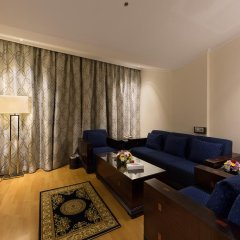 Отель Smana Al Raffa Дубай комната для гостей фото 5