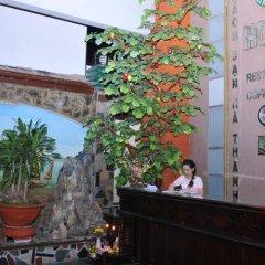 Отель Ha Thanh Hotel Вьетнам, Вунгтау - отзывы, цены и фото номеров - забронировать отель Ha Thanh Hotel онлайн интерьер отеля