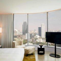 Отель Park Hyatt Bangkok 5* Номер Делюкс с различными типами кроватей фото 3