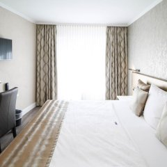 Отель Prinz Anton Германия, Дюссельдорф - отзывы, цены и фото номеров - забронировать отель Prinz Anton онлайн комната для гостей фото 3