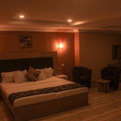 Отель Visa Karena Hotels 3* Номер Бизнес с различными типами кроватей фото 5