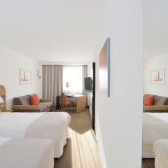 Отель Novotel Budapest City 4* Стандартный номер с различными типами кроватей фото 2