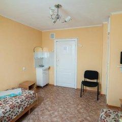 Гостиница Октябрьская Номер Эконом с 2 отдельными кроватями фото 5