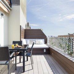 Отель Stay U-nique Rambla Catalunya Испания, Барселона - отзывы, цены и фото номеров - забронировать отель Stay U-nique Rambla Catalunya онлайн балкон