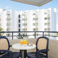 Отель Hipotels Bahía Grande Aparthotel 4* Студия с различными типами кроватей фото 8