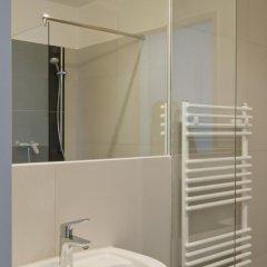 Five Elements Hostel Leipzig Кровать в общем номере с двухъярусной кроватью фото 5