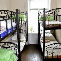 Гостиница Kronverk Кровать в общем номере с двухъярусной кроватью фото 13