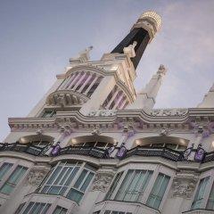 Отель ME Madrid Reina Victoria 4* Люкс с различными типами кроватей фото 3