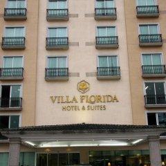 Hotel Villa Florida 3* Стандартный номер с различными типами кроватей фото 5