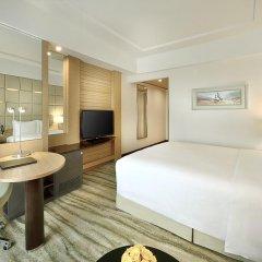 DoubleTree by Hilton Hotel Riyadh - Al Muroj Business Gate 4* Стандартный номер с различными типами кроватей фото 3