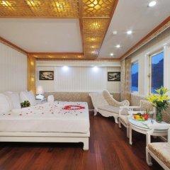 Отель Royal Wings Cruise 5* Стандартный номер с различными типами кроватей фото 11